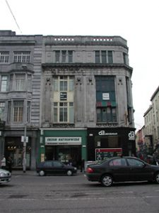 Irish Nationwide, Patrick Street, Cork