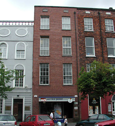 Refurbishment of 14 South Mall, Cork for Ray Doherty