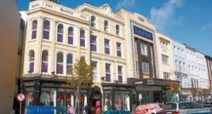 Savoy Shopping Arcade, Cork