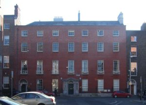 Headquarters of the Knights of St. Columbanus, Ely House, Dublin